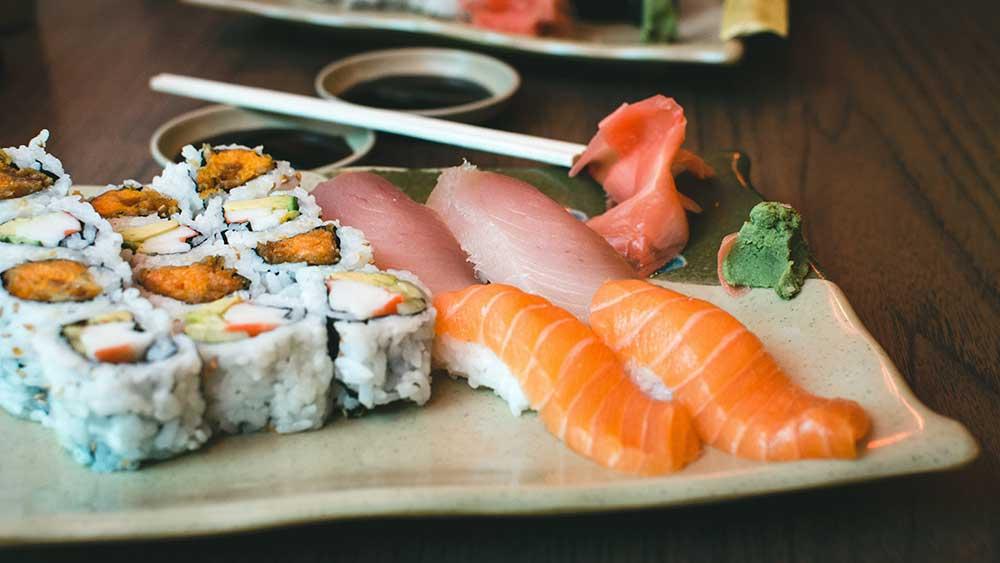 sun valley ca japanese food