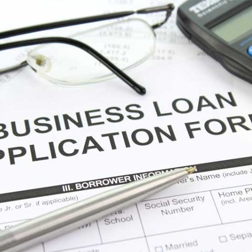 Small Business Loan Form Sun Valley
