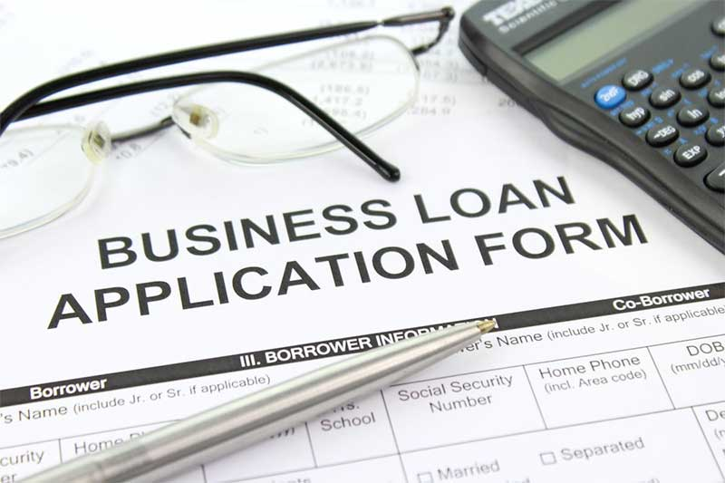 Jose Mier's Sun Valley small business loan application