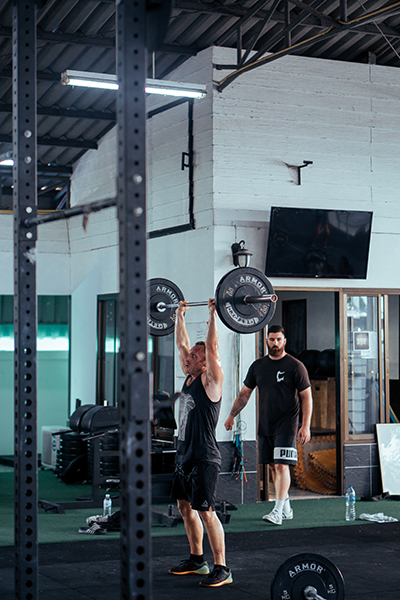 jose mier sun valley gym reopen